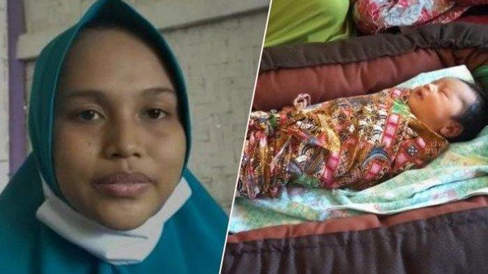 Mantan Suami Mengakui Bayi yang Dilahirkan Siti Jainah Adalah Darah Dagingnya dan Sudah Diberi Nama