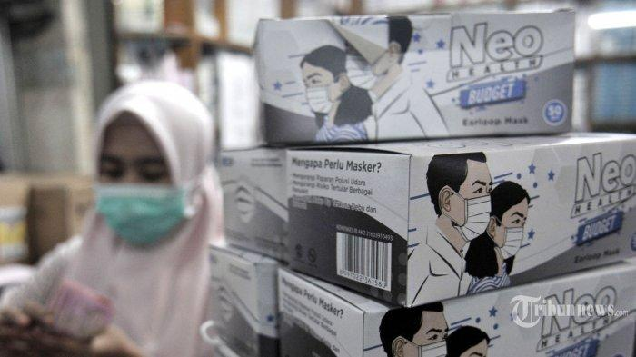 Ketua Aspaki Ungkap Naiknya Bahan Baku untuk Membuat APD, Impor dari China