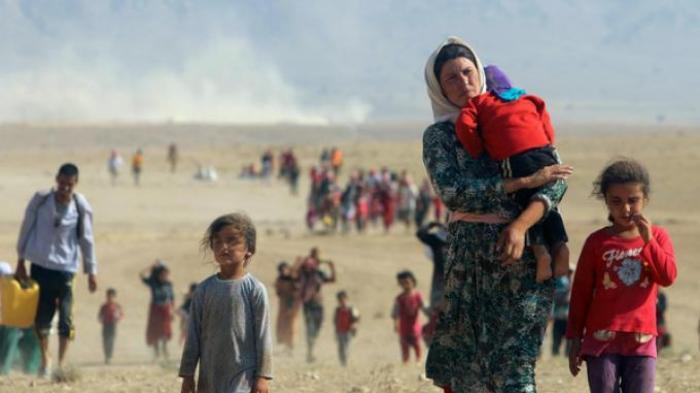 Balas Dendam Wanita Mantan Budak Seks ISIS Angkat Senjata, Tiga Orang Ini akan Ditembaknya