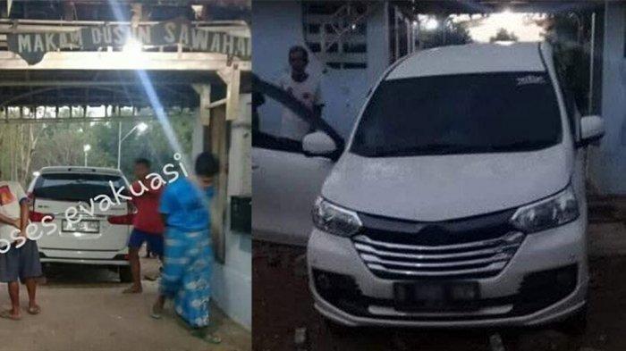 Kisah Heboh Mobil Terjebak di Kuburan, Pengemudi Sempat Prewedding di Benteng Pendem Ngawi