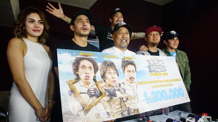 Film Warkop DKI Reborn Kalahkan Laskar Pelangi