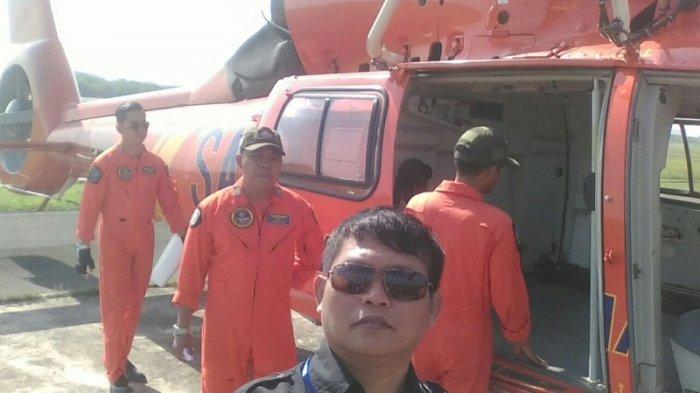 Kisah Tiga Wartawan Selamat dari Helikopter Basarnas Jatuh Gara-gara Liputan Ini