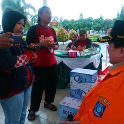 Wartawan Buka Posko di Alun-alun Taman Merdeka