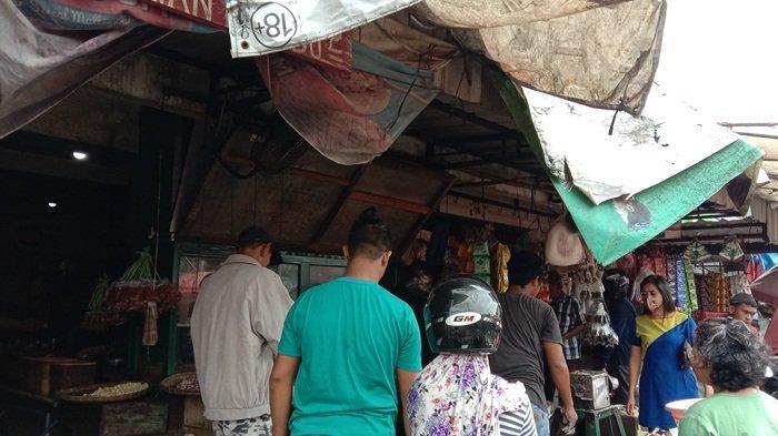 H-1 Idul Adha 2020, Warung Penggilingan Bumbu Ramai Dikunjungi Pembeli