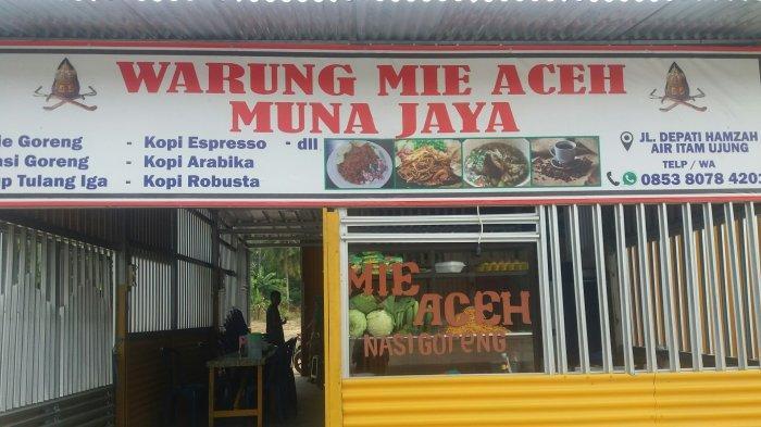 WIKI BANGKA: Menikmati Mie Aceh dengan Cita Rasa Bangka
