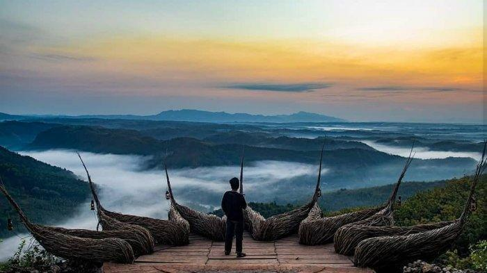 Spot Foto Instagramable di Yogyakarta, Jangan Lupa ke Pintu Langit Dahromo