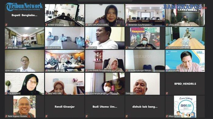 Bangka Belitung Soroti Mudik Lokal Antar Pulau Bangka dan Belitung