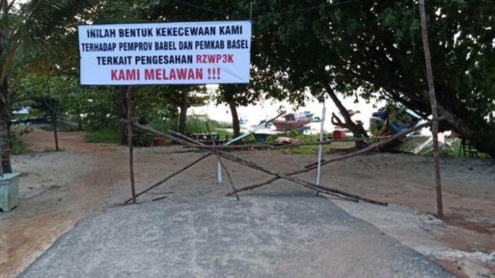 Nelayan Batu Perahu Sebut Disahkannya RZWP3K Perlahan Hancurkan Nelayan dan Pariwisata