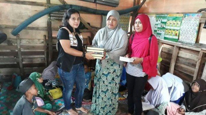 Melongok Tempat Belajar Al Quran di Air Mawar, Murid-muridnya Semangat Modalnya Cuma Ini