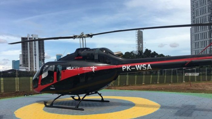 Hindari Macet, Para Konglomerat Sewa Helikopter untuk Pulang Kampung