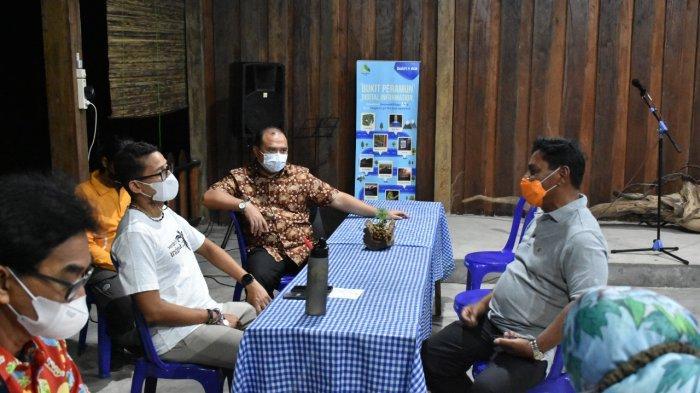 Tarsius, Satwa Langka Belitung Curi Perhatian Menteri Sandiaga Uno