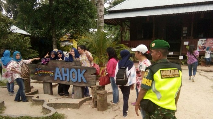 Kodim 0414 Belitung Bentuk Babinsa Wisata Guna Memandu Wisatawan