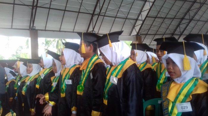 Ada 15 Orang Wisudawan TPA Terbaik dari Berbagai Level di Kabupaten Belitung, Ini Nama - Namanya