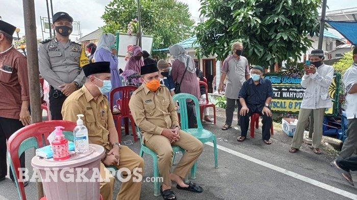 Wali Kota Bersama Sekda Pangkalpinang, Datangi Rumah Duka Korban Sriwijaya Air