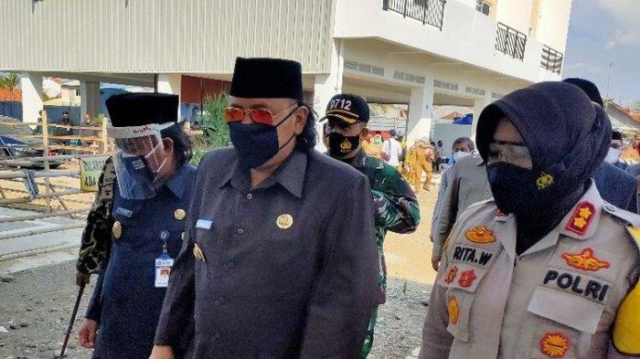 Imbas Penggerebekan di Sebuah Hotel, Wali Kota Tegal Laporkan Wakilnya ke Polisi, Ini Kisahnya