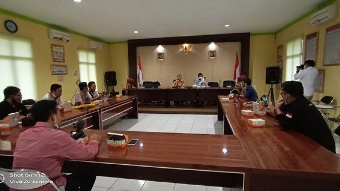 Penetapan Paslon Terpilih Bupati/Wakil Bupati Bangka Tengah, KPU Masih Tunggu Surat Resmi MK