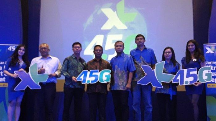 Launching 4G LTE XL Axiata: Komplit, Bangka dan Belitung Terlayani Internet Cepat
