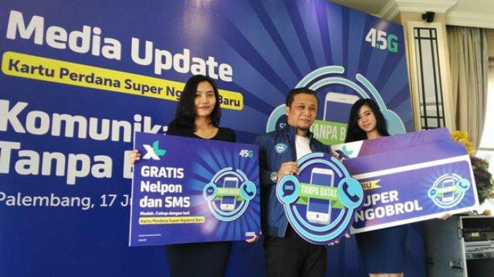 XL Axiata Luncurkan Kartu Perdana 'Super Ngobrol Baru'
