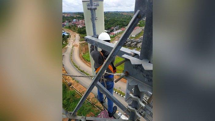 XL Axiata Gencarkan Fiberisasi Jaringan Fiber Optik di Kalimantan