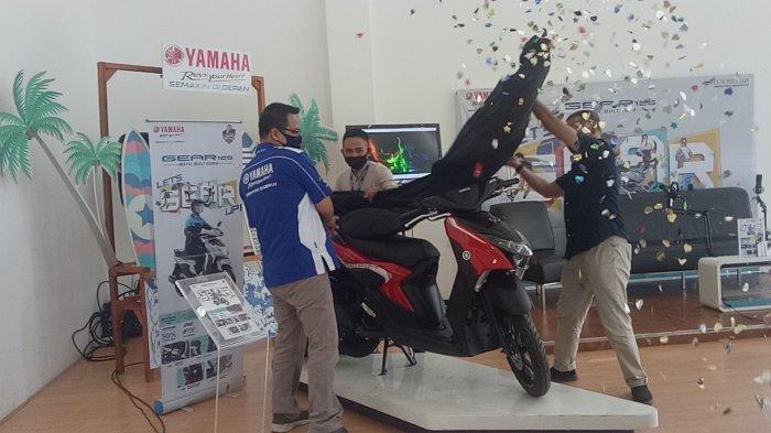 Yamaha Luncurkan Produk Terbaru Yamaha GEAR 125 di Bangka Belitung