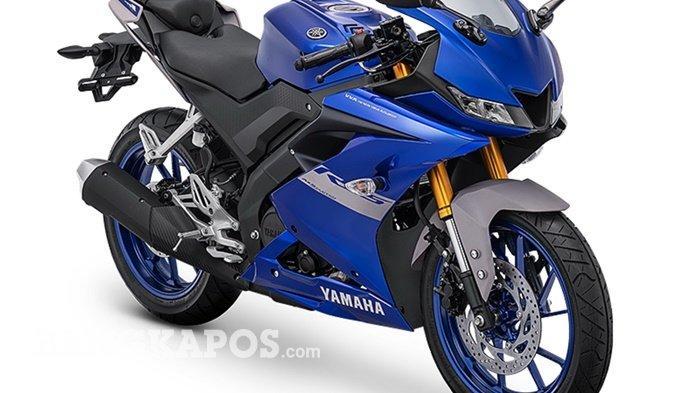 Yamaha R15 2021, Tampilkan Tiga Warna Baru