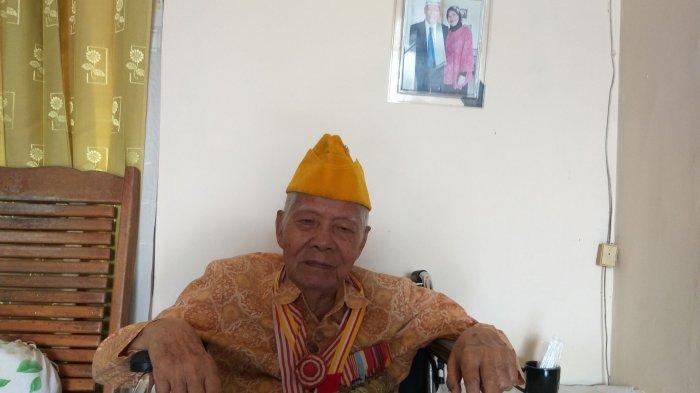 Veteran Nangis Ingat Perjuangan Kemerdekaan, Hari Penuh Sejarah Ledakan dan Tembakan Terus Terbayang