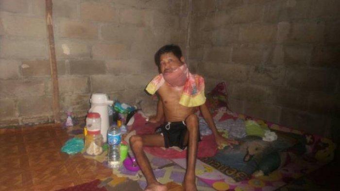 Yanto dan Keluarga Harapkan  Perhatian dan Uluran Tangan Pemerintah