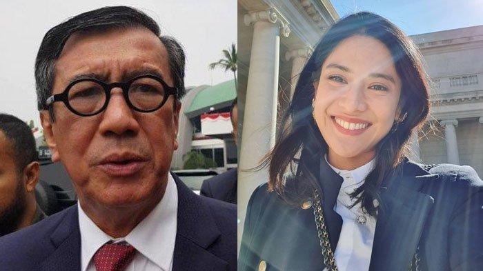 Ketika Dian Sastro Disebut Bodoh oleh Yasonna, Sujiwo Tejo Justru Beri Gelar 'Puteri Reformasi'