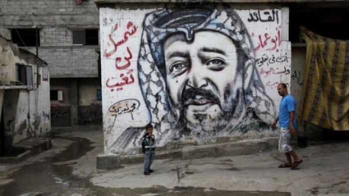 PM Israel Tak Senang Ada Nama Jalan Yasser Arafat di Negaranya