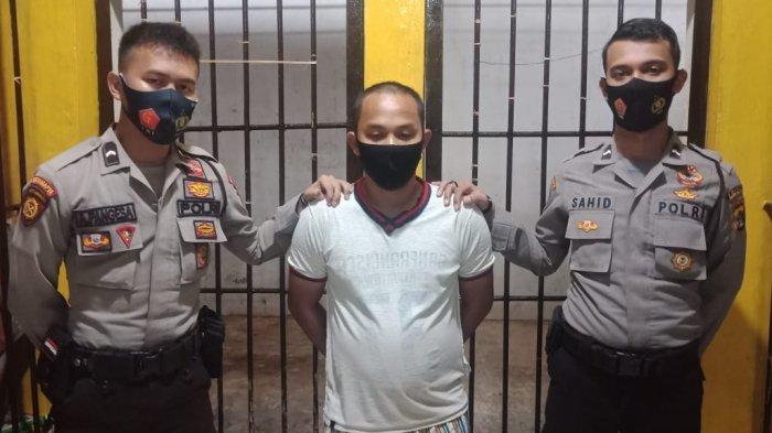 Lakukan Transaksi Sabu di Toboali, Riki Ditangkap Polisi