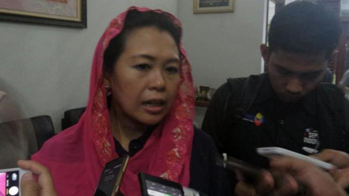 Yenny Wahid Tak Habis Pikir Ada Warga Diperiksa Setelah Unggah Guyonan Gus Dur tentang Polisi Jujur