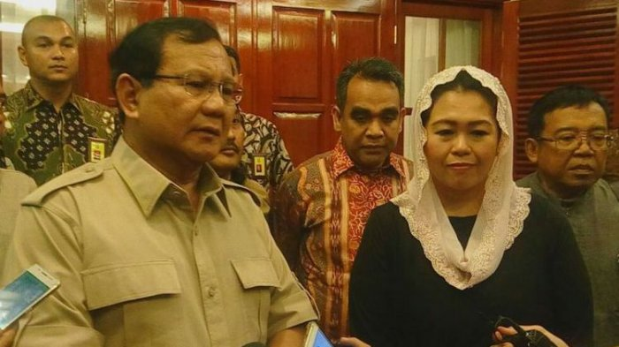 Ini, Alasan Yenny Wahid Tolak Tawaran Prabowo Jadi Calon Gubernur Jatim