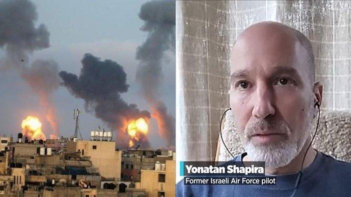 Shapira, Eks Tentara Israel Pembela <a href='https://manado.tribunnews.com/tag/palestina' title='Palestina'>Palestina</a>, Sebut Israel dan Komandan Militer Penjahat Perang