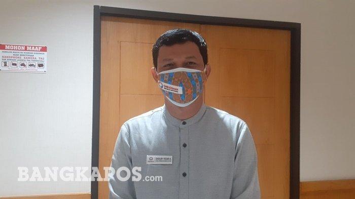 Ombudsman Bangka Belitung Gelar Koordinasi Terkait Kajian Vaksinasi Covid-19, Cegah Maladministrasi