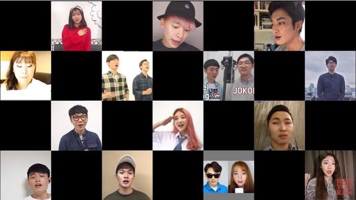 Youtuber asal Korea Berikan Kado Ini di HUT RI, Netizen Merinding!