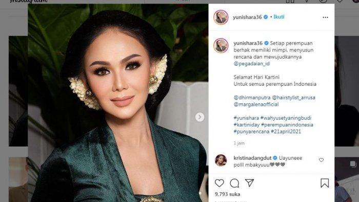 Begini Gaun dan Gaya Sejumlah Artis Rayakan Hari Kartini dari Nikita Mirzani, Sampai Yuni Shara