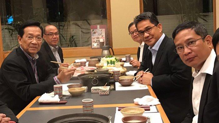 Yusron Jajaki kerjasama dengan Yogyakarta dan Thailand