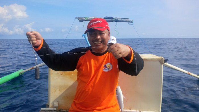 Jadi Nelayan Sehari, Yusroni Mantap Minta Agar Laut Dijaga dari Kerusakan