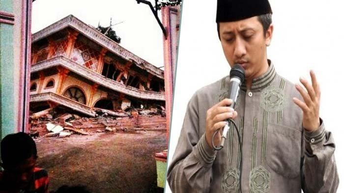 Ustaz Yusuf Mansur Gerak Cepat Menyikapi Bencana Kabupaten Pidie Jaya