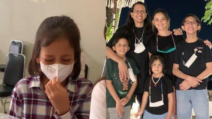Tangis Anak Raditya Oloan Pecah saat Masukkan Benda Kesukaan Sang Ayah di Peti Meti