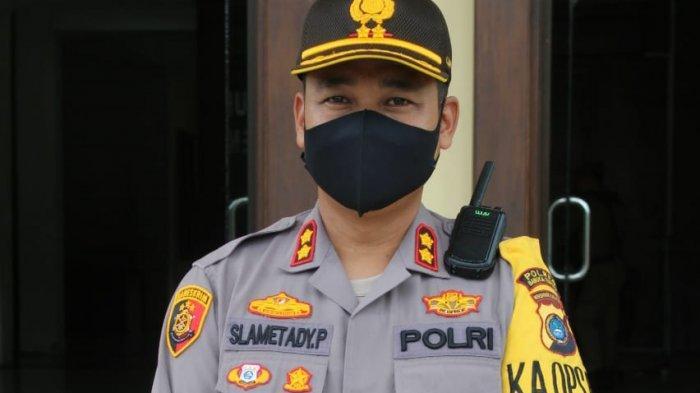 Jelang Paskah, Kapolres Bangka Tengah Tekankan Personel yang Patroli Lakukan Pengamanan Diri