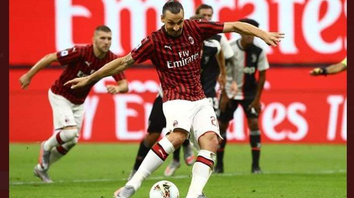 Setelah Dipermalukan Lille di Liga Champions, AC Milan Nyaris Kalah di Liga Italia