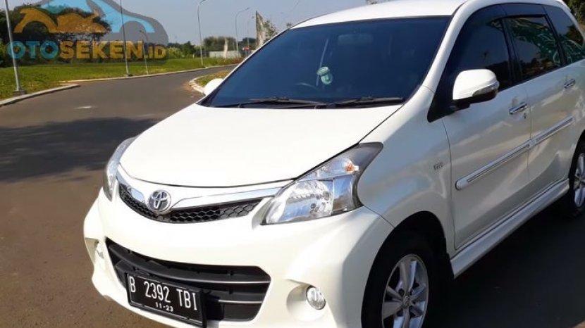 Harga Toyota Avanza Seken Mulai Dari Rp 100 Juta Hingga Rp 180 Juta Bangka Pos