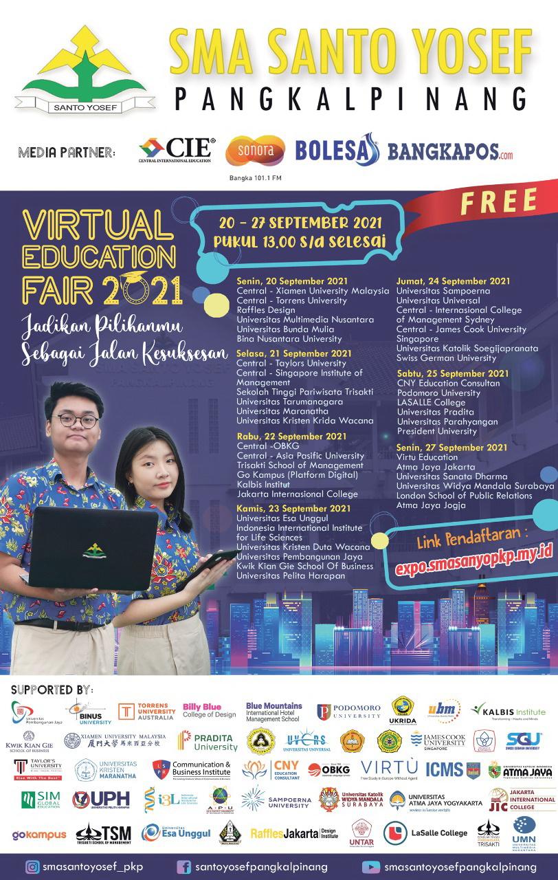 Virtual Education Fair 2021