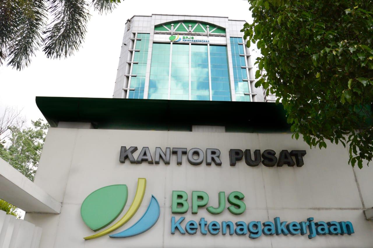 Kantor Pusat - Gedung BPJS Ketenagakerjaan, Jakarta Selatan