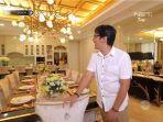 Pelawak yang Dulu Kerja Keras Gaji Cuma Rp 350.000 Ini Sekarang Miliki Rumah Mewah Berlapis Emas