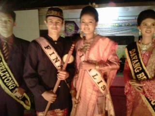 Para Pemenang Bujang Dayang Belitong 2011