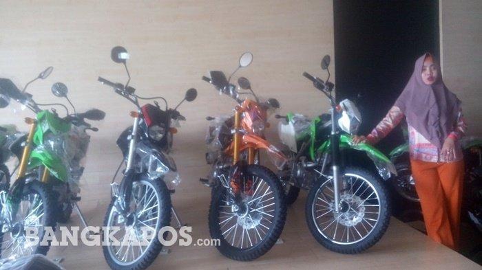 Harga Motor Kawasaki Model Retro hingga Ninja di Pangkalpinang