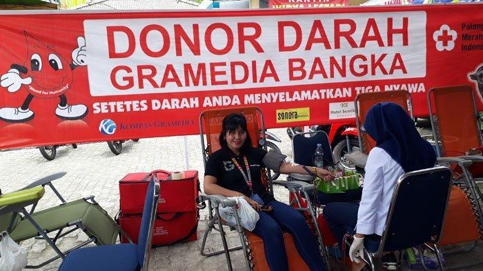 Cara Mendapatkan Transfusi Darah di PMI Pangkalpinang