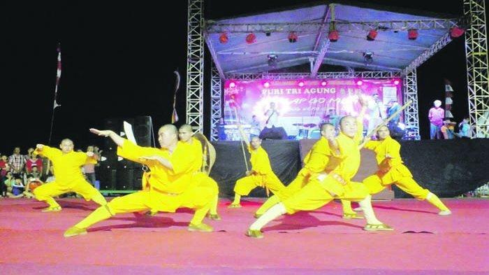 Cap Go Meh Jadi Magnet Wisatawan Berkunjung ke Bangka Belitung